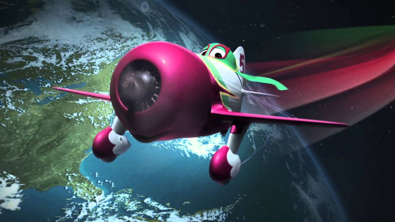 Disney's Planes - El Chupacabra OFFICIAL - HD - YouTube