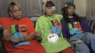 TLC Talks About How They Met