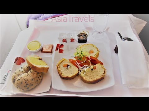 Hong Kong Airlines A330 Business Class