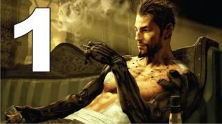 Deus Ex: Human Revolution - RockPlay #1 (Sarif Industries)