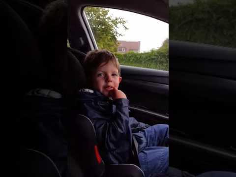 Alfie having a sing song...soooo cute.