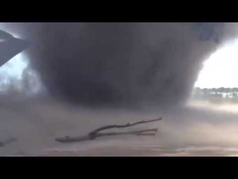 Awesome Dust Twister Australia 03 04 2015