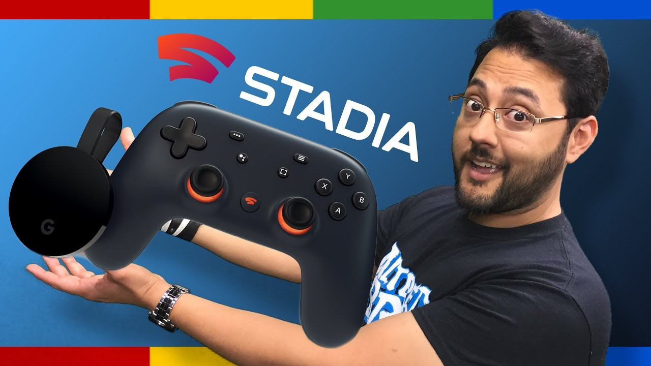 Lots of Google Stadia details and more