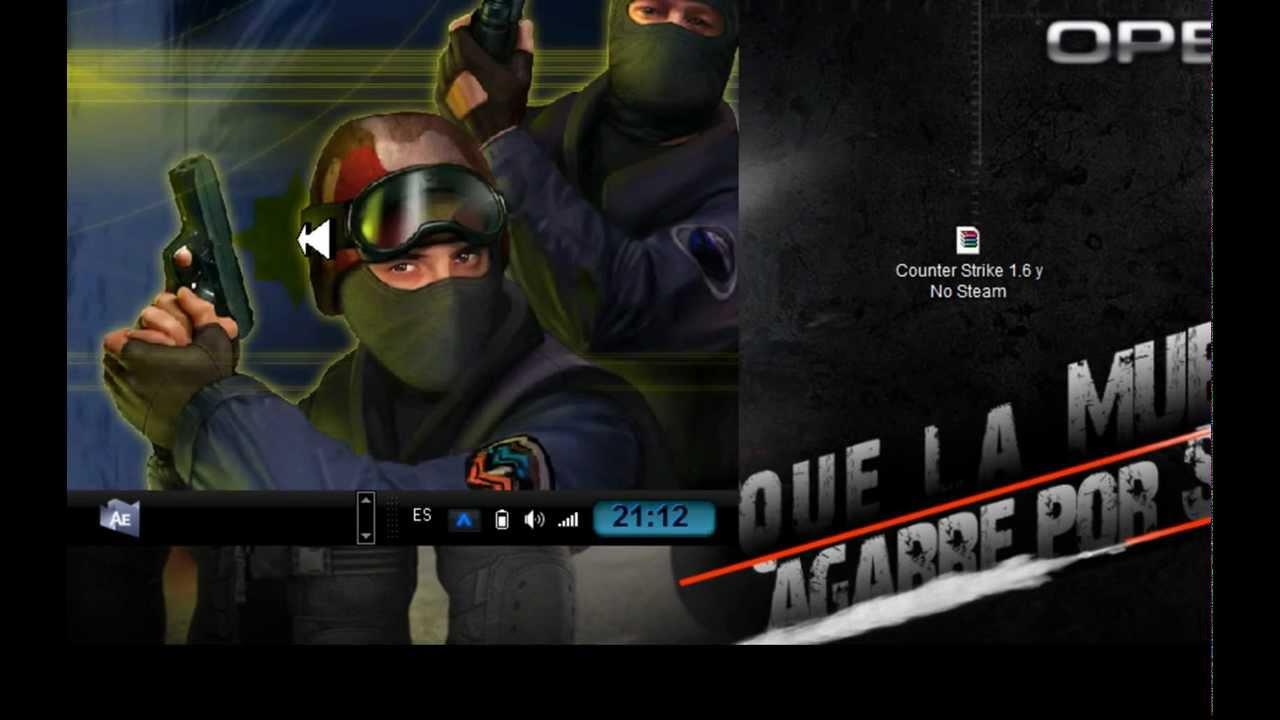 descargar counter strike 1.6 gratis en español para pc utorrent