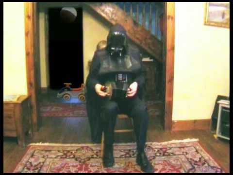 Darth Vader Meets Barney Kessel Meets Atom Buster Meets Simon Thoumire