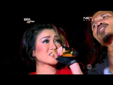 Ipang Lazuardi Feat.  Melly Mono - Buka Semangat Baru - Closing Ceremony Torabika Bhayangkara Cup