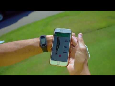 Golf Features: TLink GPS Golf & Fitness Watch