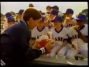 Pizza Hut commercial with Orel Hershiser