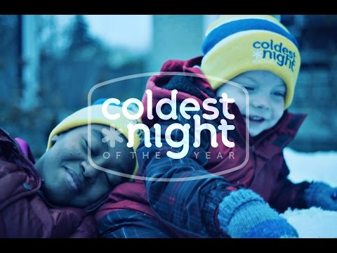 Coldest Night of the Year: It takes a lot to keep warm