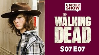 THE WALKING DEAD SAISON 7 EPISODE 7 : Réactions et Théories - After Show #7 (SPOILER ALERT)
