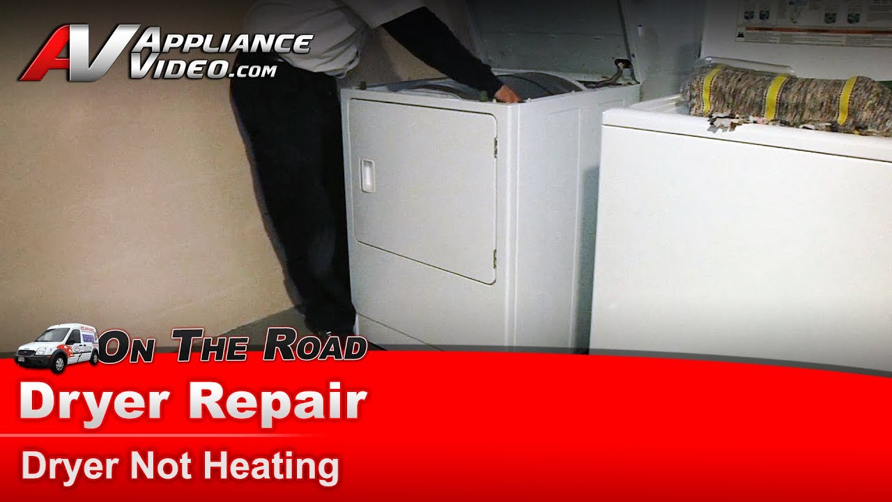 gas dryer repair
