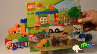LEGO Duplo - My First Zoo! Let's Build!