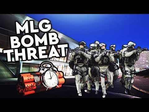 BOMB THREAT @ MLG DALLAS DAY #1 (CANCELLED)