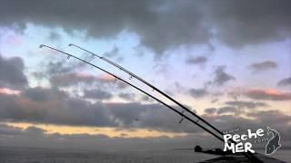 Pêche du merlan sur la digue Carnot, Boulogne-sur-Mer