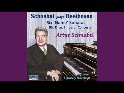 Piano Sonata No. 26 in D-Flat Major, Op. 81a