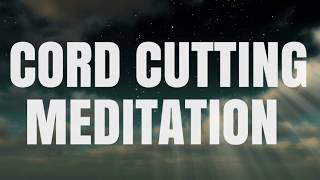 CORD CUTTING GUIDED SLEEP MEDITATION (With MUSIC)To help you let go and sleep deeply