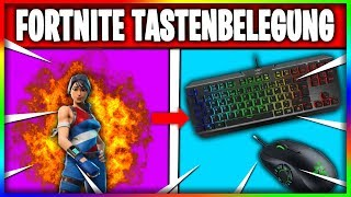 Die BESTE Fortnite TASTENBELEGUNG | Fortnite PRO PC (Deutsch) | Tipps Fortnite Battle Royale