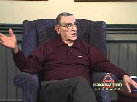 Arena Korean War veteran Natick Veterans Oral History Project