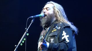Soulfly - Live @ YOTASPACE, Moscow 12.03.2016 (Full Show)