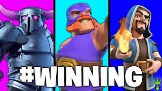 "EL PRIMO + PEKKA + WIZARD = #WINNING - ""Clash of Clans"""