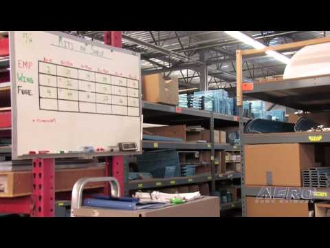 Aero-TV: Vans Aircraft Factory - Where the RV SportPlanes Begin