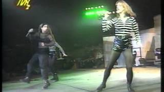 Cappella - Move On Baby (Live In Bucharest, 1994)
