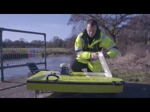 Rivers Run Deep for Environment Agency and Panasonic Toughbook
