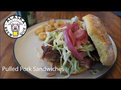 pulled-pork-sandwiches