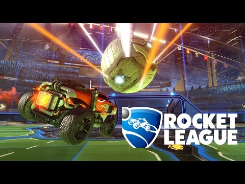 STRATEGIC GOAL BY ASSIST MAN | Y2Ray w/ Friends play Rocket League