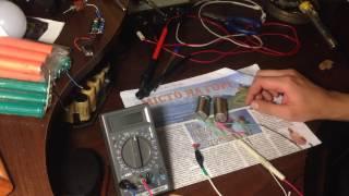 Восстановление Ni-Cd аккумуляторов.