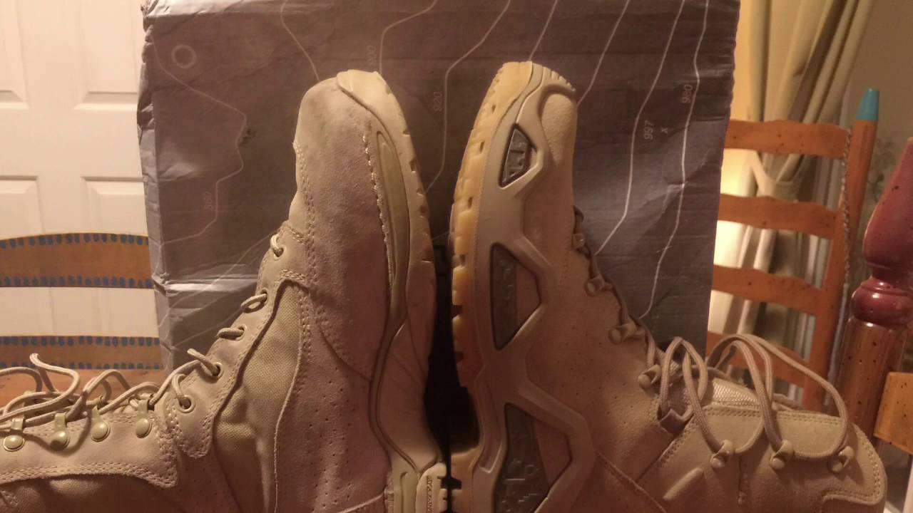 Lowa Z-8S GTX Coyote Boots Botas