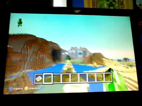 Minecraft XBOX 360/PS3 Seed Showcase!