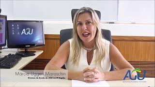 Depoimento de Márcia Uggeri Maraschin - Advogada da União e Diretora da Escola da AGU na 4ª região