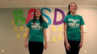 BASD MiniTHON Line Dance 2016