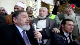 فيديو| منتصر الزيات يحكي موقفا طريفا مع «الشيخ الضرير»