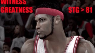 Nba 2k13 MyCareer - The Brown Mamba Breaks Kobes 81 Point Scoring Record! HALL OF FAME - Ep. 9