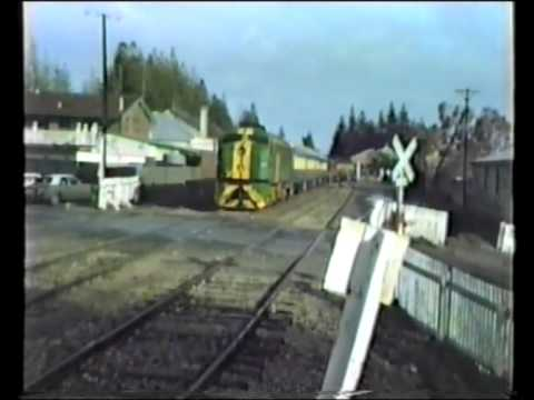 Scout Train to Victor Harbor 1992