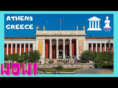GREECE, the NATIONAL ARCHAEOLOGICAL MUSEUM in ATHENS, top antiquities to see