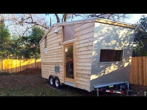 The Start Small Towable Tiny House By Ann Armstrong