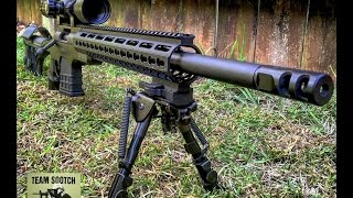 AB Arms MOD X Modular Stock System for Remington 700 Rifles