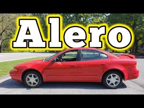 Regular Car Reviews: 1999 Oldsmobile Alero