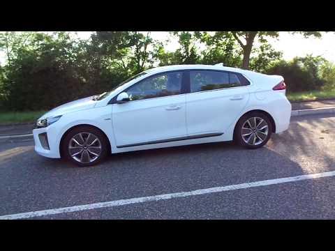 Hyundai Ioniq Hybrid Verbrauchstest