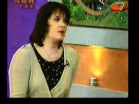 Maria Mirovska Interview on TV7 channel (Kharkov, Ukraine, November 2007)