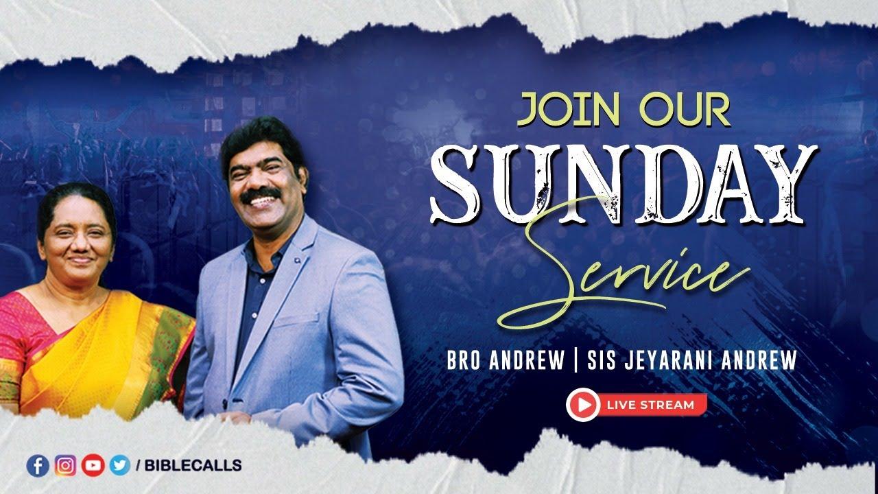 Sunday Service LIVE | 10.01.2021 | Bro. Andrew Dev