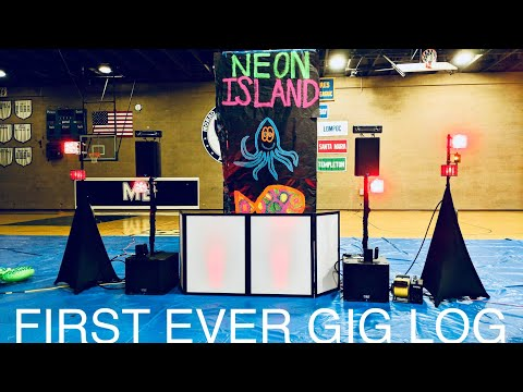 GIG LOG 001 | MBHS TROPICAL NEON ISLAND DANCE