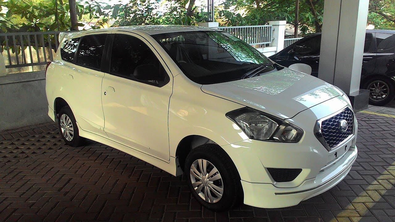 Datsun Go+ Panca T-Style (Wisata Test Drive) - YouTube