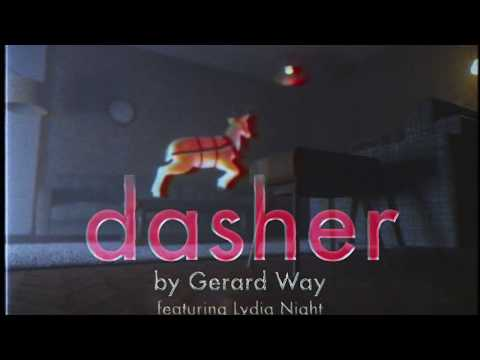 Gerard Way - Dasher (feat. Lydia Night) [Official Lyric Video]