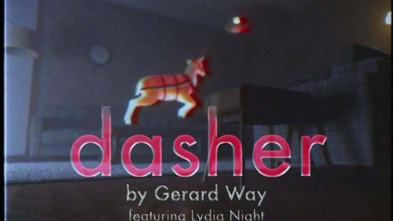 Gerard Way Shares