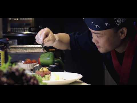 TEN ICHI Sushi Japanese Birmingham See Inside!