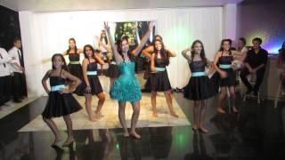 """Dança de 15 Anos Bruna Tavares Passo """" Anderson Magina """""""